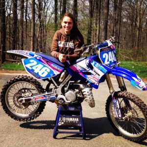 dirt bikes and college classes
